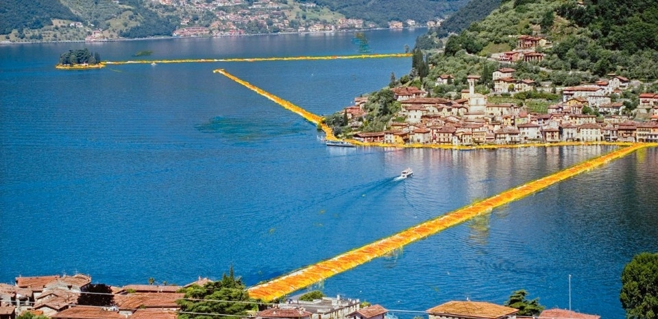 A un anno dal The Floating Piers